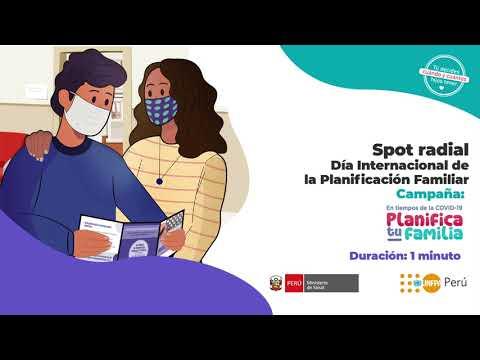 Spot - Día Internacional de la Planificación Familiar
