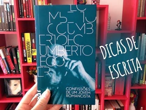 CONFISSÕES DE UM JOVEM ROMANCISTA, de Umberto Eco   BOOK ADDICT