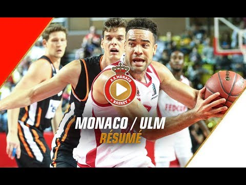 [MINI-MOVIE] Monaco - Ulm | EUROCUP