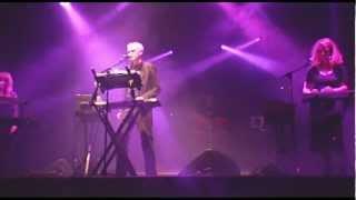 John Foxx & The Maths - A New Kind Of Man - Leamington Spa 13th October 2011