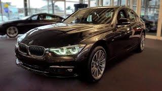 2016 BMW 325d Limousine Luxury Line   -[BMW.view]-