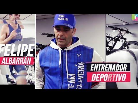 Info-46. Incorporación de Felipe Albarrán como entrenador de ciclismo. TeamClaveria Files 04/2018