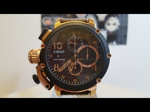 U-Boat U-51 Chimera Bronze    | The Watch Collector