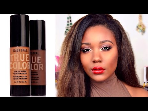 TRUE COLOR Skin Perfecting Stick Foundation SPF 15 by Black Opal #2