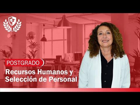 Postgrado en Recursos Humanos y Selección de Personal de Postgrado en Recursos Humanos y Selección de Personal en Mediterránea Business School