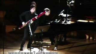 Camille Saint-Saens: Sonate für Fagott und Klavier - Theo Plath & Fabian Müller
