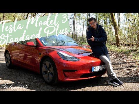 Würde ich JETZT zum 🔋 2021 Tesla Model 3 Standard Reichweite Plus wechseln?! [4K] - Autophorie
