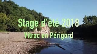 Stage d'été dans le Périgord