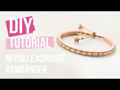 Miyuki Exchange Armbänder