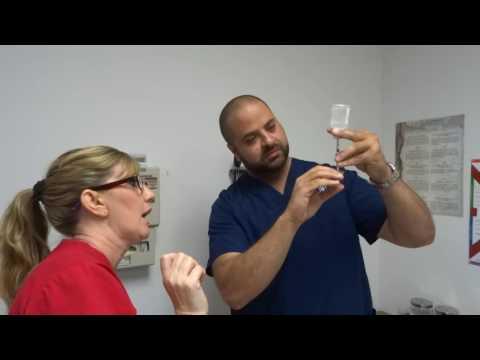 Anästhesie bei Kindern mit Diabetes