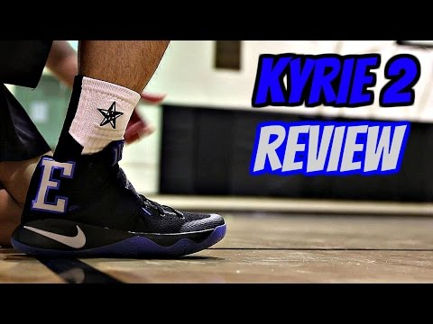 Nike Kyrie 2 Performance Review!