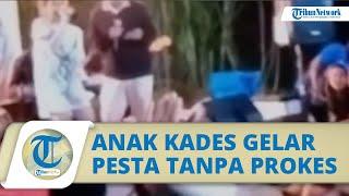 Viral Video Anak Kades di Malang Gelar Acara Dangdut saat PPKM, Kini Diproses Pihak Kepolisian