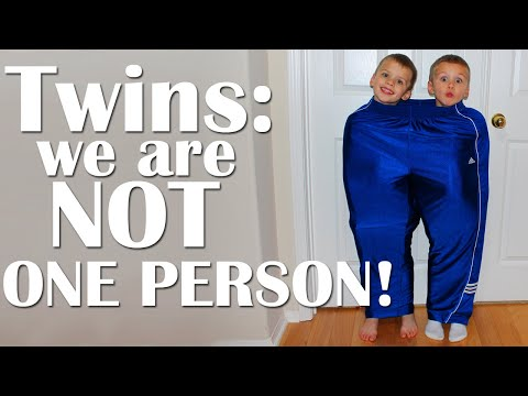 A DAY IN THE LIFE OF A TWIN FORCED TO SHARE Parody