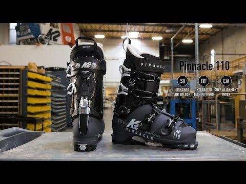 Vorschau: K2 Pinnacle 110 HV 2018/19