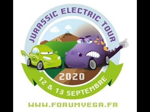 Jurassic Electric Tour 2020