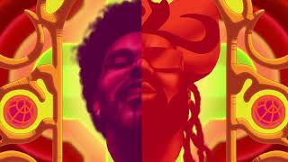 The Weeknd - Blinding Lights (Major Lazer Remix) (Official Audio)