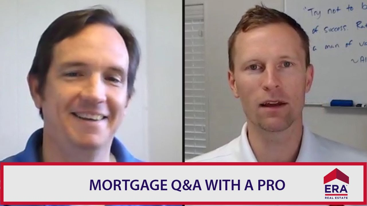 Talking Mortgages and Interest Rates With David Lashbrook