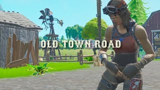 """Fortnite Montage   """"Old Town Road"""" (Lil Nas X & Billy Ray Cyrus)"""