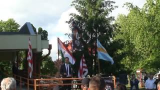 preview picture of video 'Vona Gábor lakossági fóruma Hajdúhadházon - 2013. május 22.'