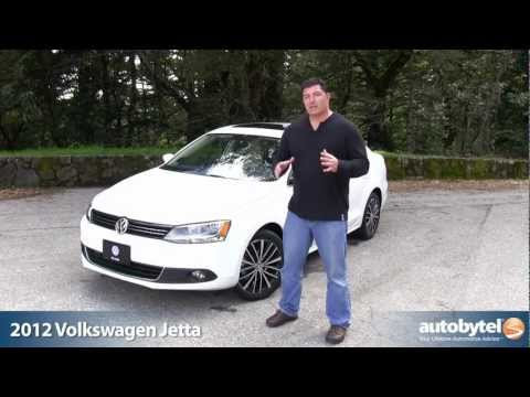 2012 Volkswagen Jetta: Video Road Test and Review