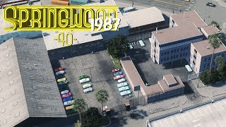 Gambar cover Cities Skylines: Springwood Police Impound - EP40 -