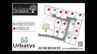 preview picture of video 'Achat Vente terrains | 29120 Pont-lAbbé | URBATYS 02 98 90 04 93'