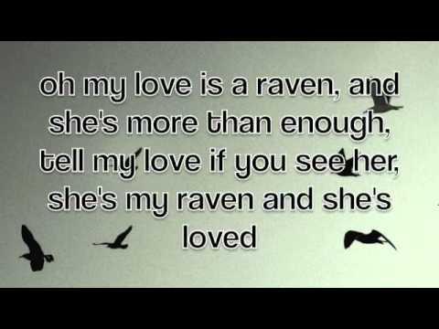 Raven - Mark Owen (lyrics)