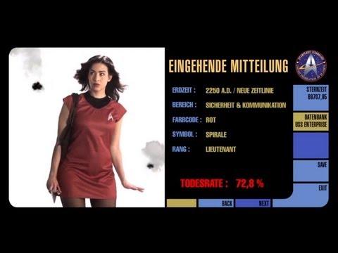 Star Trek-Uniformen @ maskworld.com von TOS bis Into Darkness