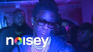 Young Thug meets his London Superfans