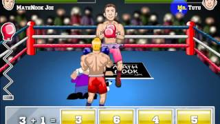 MathNook Boxing Addition Math Game Overview