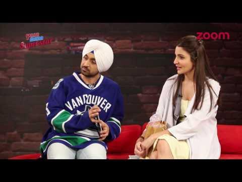 Anushka Says Diljit Stalks Kylie | Phillauri | YMS 2| 18th March 2017