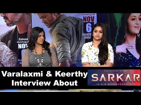 Sarkar Movie Team Interview