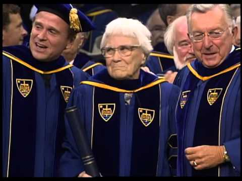 Harper Lee Receives Honorary Degree at 2006 Commencement