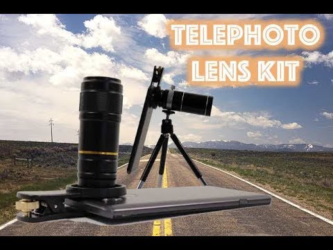 UMtele Telephoto Lens Kit: An Honest Review (2018)