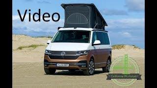 VW California T6.1 | NEW VW Camper | Erste Einblicke