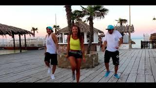 Da Zero A Cento | Baby K | Coreografia Reggaeton Fitness Version