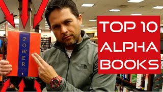 TOP 10 ALPHA BOOKS You MUST READ In 2021! ( +1 BONUS RECOMMENDATION )