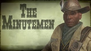 The Storyteller: FALLOUT S4 E3 - The Minutemen