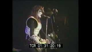 Kiss - Shock Me + Ace Frehley's Solo