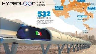 Hyperloop México: El único tren supersónico de Latinoamérica - dooclip.me