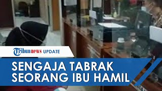 Seorang Wanita di Palembang Diduga Sengaja Tabrak Ibu Hamil dari Belakang, Tetangga Lapor Polisi