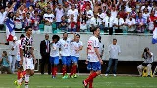 Bahia 1x2 Fluminense