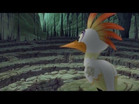 Lion Guard: The Maze | Cave of Secrets HD Clip