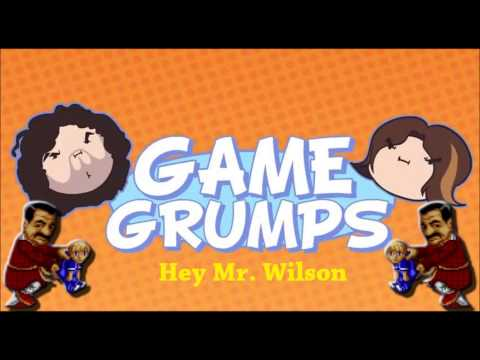 Hey Mr. Wilson - Game Grumps Remix
