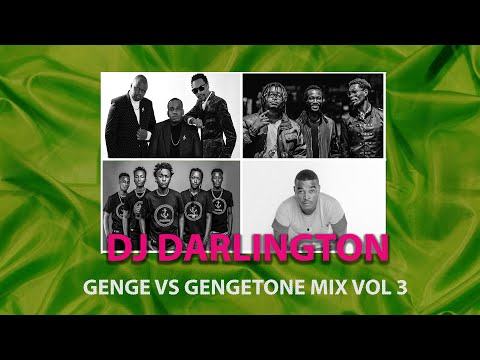 DJ DARLINGTON : GENGE VS GENGETONE MIX VOL 3 : PPP TV KENYA