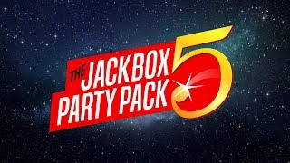 Live!: The Jackbox Party Pack 5