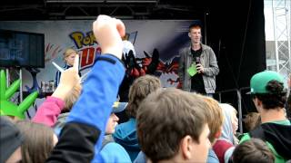 preview picture of video 'Pokéday 2013 aus München'