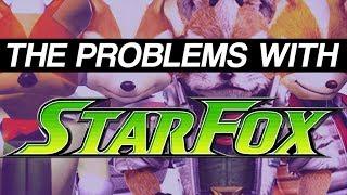 The Problems With Star Fox // HeavyEyed - dooclip.me