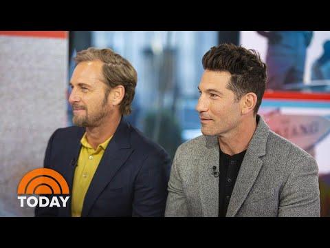 'Ford v Ferrari' Stars Josh Lucas And Jon Bernthal Talk About New Film | TODAY