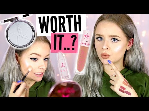 JEFFREE STAR CHROME SUMMER COLLECTION HONEST REVIEW.. WORTH THE HYPE? | sophdoesnails